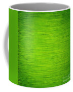 Elegant Green Abstract Background Coffee Mug