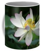 Elegant Lotus Coffee Mug