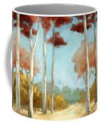 Elegantredforest Coffee Mug