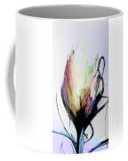 Elemental In Color Abstract Painting Coffee Mug