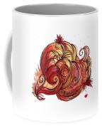 Elements Of Fire Coffee Mug