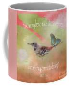 Elements Of Nature - Verse Coffee Mug