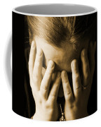 Elena Hands Coffee Mug