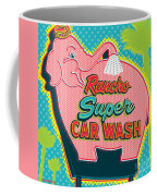 Elephant Car Wash - Rancho Mirage - Palm Springs Coffee Mug