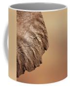 Elephant Ear Close-up Coffee Mug
