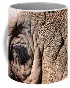 Elephant Eye Closeup  Coffee Mug