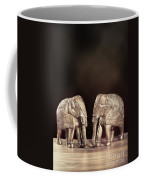Elephant Figures Coffee Mug