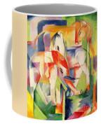 Elephant Horse And Cow Coffee Mug