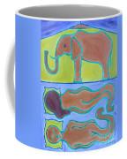 Elephant In The Room Coffee Mug