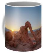Elephant Rock Sunrise  Coffee Mug