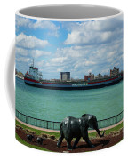 Elephants Go A Marching  Coffee Mug