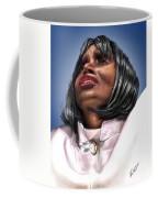 Elevated In His Glory Coffee Mug by Reggie Duffie