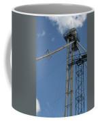 Elevator Mast Coffee Mug