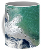 Eleven Brown Pelicans Coffee Mug