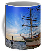 Elissa Sailing Ship Coffee Mug