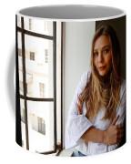 Elizabeth Olsen Coffee Mug