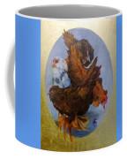 Elizabeth's Chickens Coffee Mug