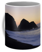 Elk Beach California Coffee Mug by Bob Christopher