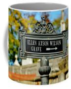 Ellen Axson Wilson Coffee Mug