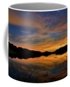 Ellenton Lake Sunset 02 Coffee Mug