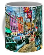 Ellicott City Street Coffee Mug