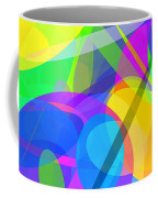 Ellipses 10 Coffee Mug