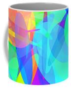 Ellipses 7 Coffee Mug