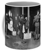 Ellis Island: Examination Coffee Mug