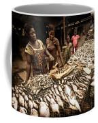 Elmina Fish Sellers Coffee Mug