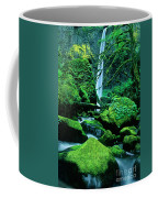 Elowah Falls 4 Columbia River Gorge National Scenic Area Oregon Coffee Mug