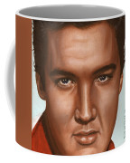 Elvis 24 1958 Coffee Mug