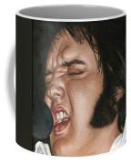 Elvis 24 1977 Coffee Mug
