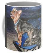 Elvis And Chewy Coffee Mug