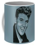 Elvis Is Back Coffee Mug