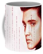 Elvis Preslely Coffee Mug