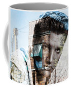 Elvis Presley Sun Studio Collection Coffee Mug