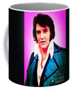 Elvis Presley The King 20160117 Coffee Mug