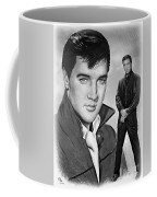 Elvis Roustabout Coffee Mug
