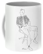 Elwyn Brooks White Coffee Mug