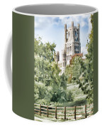 Ely Cathedral Coffee Mug