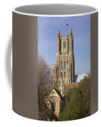 Ely Cathedral West Tower Coffee Mug