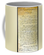 Emancipation Proc., P. 1 Coffee Mug by Granger