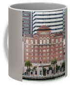 Embarcadero Ymca Building In San Francisco, California Coffee Mug