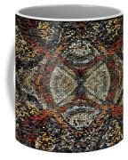 Embellished Texture Coffee Mug