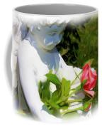 Embracing Angel Coffee Mug