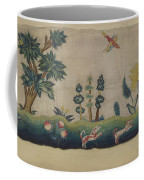 Embroidered Petticoat Border Coffee Mug