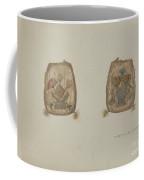 Embroidered Purse Coffee Mug