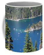 Emerald Bay Coffee Mug