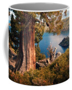 Emerald Bay Overlook Coffee Mug