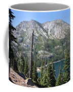 Emerald Bay With Mountain Coffee Mug